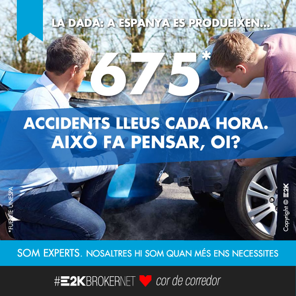 Accidents lleus a Espanya